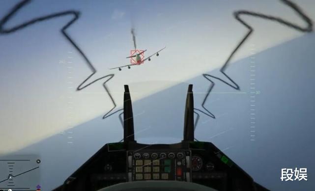 media player10_《GTA5》开战斗机是否可以将NPC的客机击落?官方彩蛋不错啊!