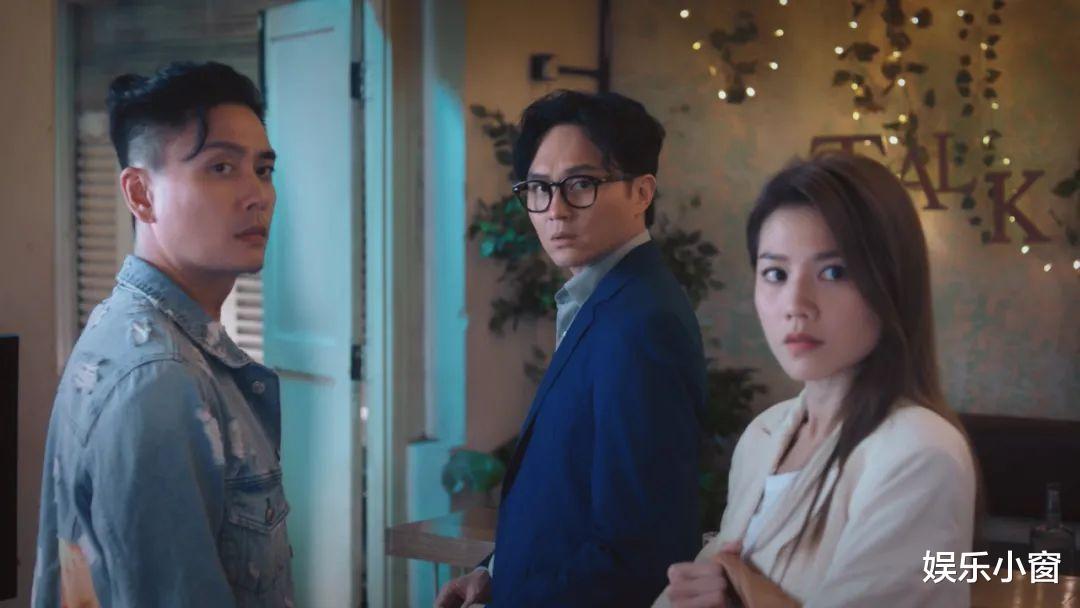 张智霖黄宗泽新剧《非凡三侠》开播,首次演反派的王浩信有点抢镜插图