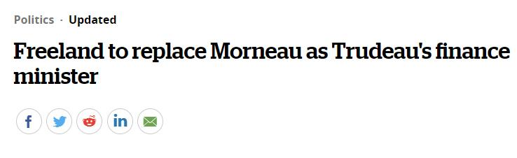 火星港在哪_她成为加拿大历史上首位女性财政部长,特鲁多打脸自己