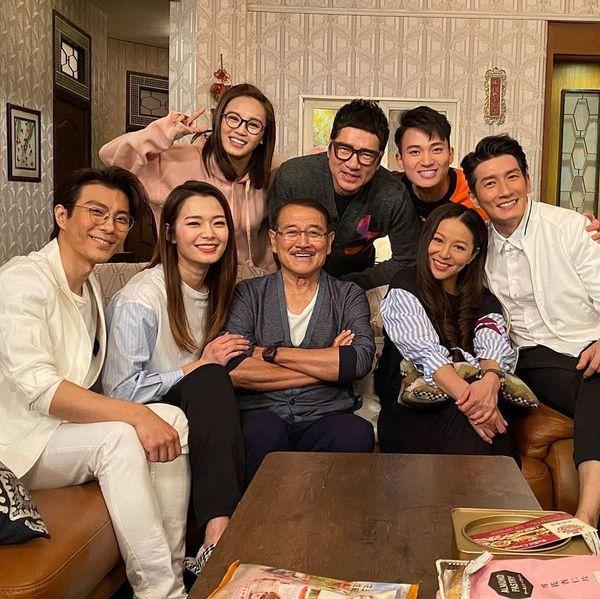 全力彻查TVB《爱回家》出现争议性画面 传涉事导演已遭解雇