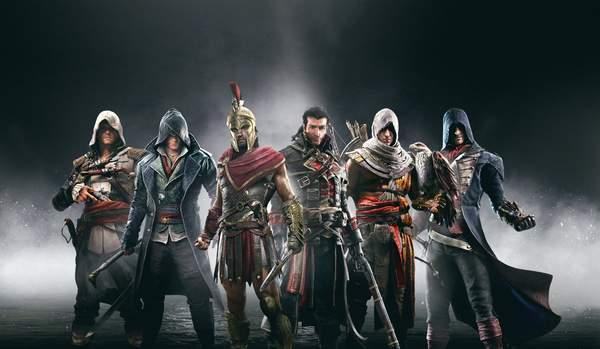 《刺客信条:传奇合集》上架PS/Xbox商城 包含6部作品 ps 刺客信条 xbox one游戏 xbox 手游热点  第3张