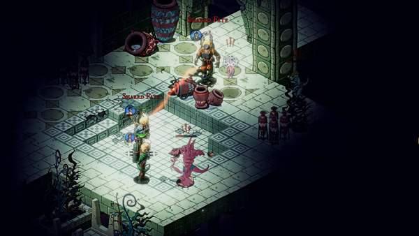 dota2测试服_策略RPG《激荡海渊》登陆Steam 将于10月30日发售-第4张图片-游戏摸鱼怪