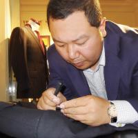 上海裁缝大叔的日常