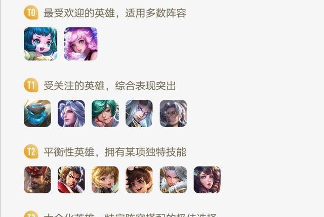 《【煜星娱乐登陆官方】王者荣耀:检查英雄选项,这些选项可以让队友在选择后感到无助》