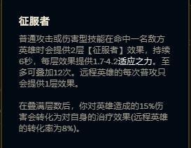 《【煜星娱乐平台首页】LOL:不灭之握为何对拼能力比征服者强?剑姬应该如何选择符文?》