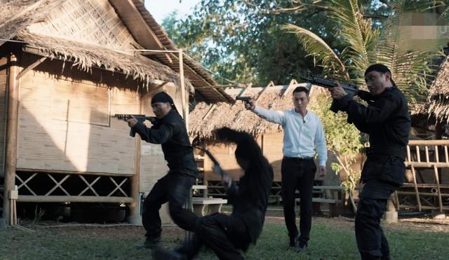《战毒》结尾太匆忙,把三兄弟太过于神化,罗嘉良演技被赞!