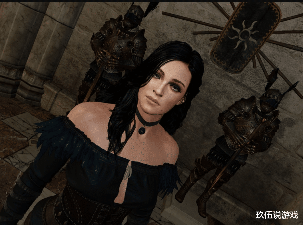 《【煜星娱乐平台怎么注册】「游戏时局图」什么仇什么怨 《巫师3》电视剧人物替换mod上线》