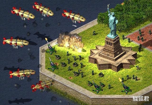 《【煜星注册首页】活久见系列红警基地车能在海上跑?《全球行动》中实现玩家梦想》