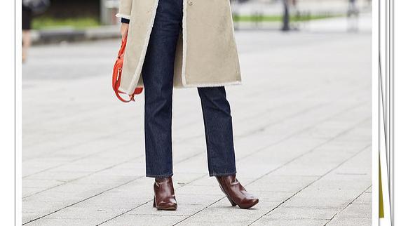 靴子怎么搭才好看?秋冬女靴的24种日系流行搭配推荐