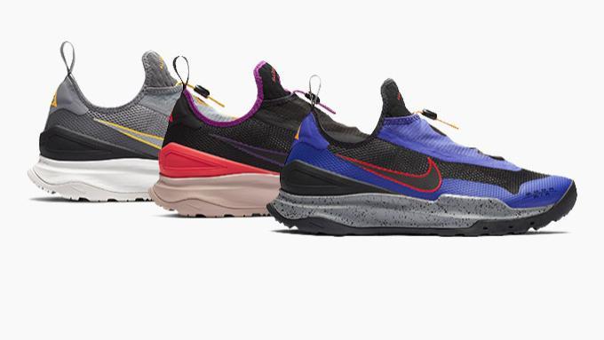 水路两栖,上山下水的绝佳伴侣:Nike ACG Air Zoom AO户外运动鞋新品