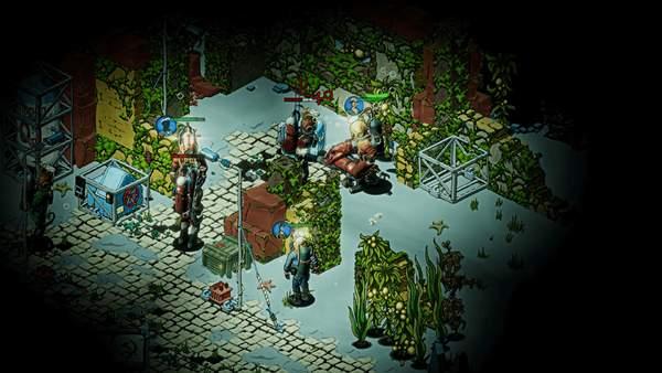 dota2测试服_策略RPG《激荡海渊》登陆Steam 将于10月30日发售-第6张图片-游戏摸鱼怪