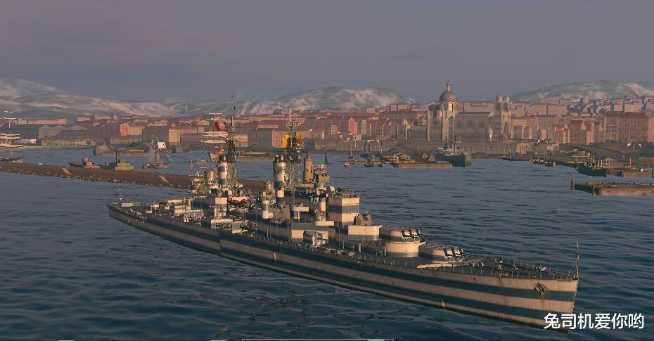 不惧版本更新的强者,战舰世界Y系9级银币巡洋舰海王星评测