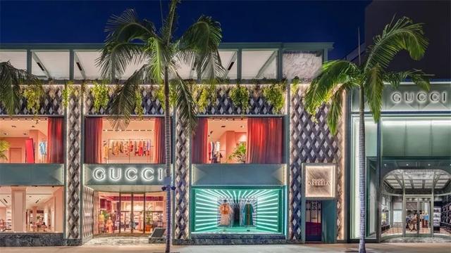 Gucci跨界开餐厅,玩出了最地道的复古混搭风