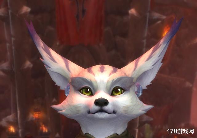 魔兽9.0前瞻:已实装的狐人新瞳色和首饰浏览 耳环 首饰 单机资讯  第10张