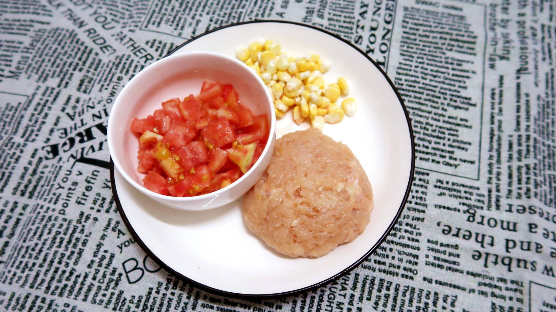 番茄玉米鸡胸肉减脂餐怎么做