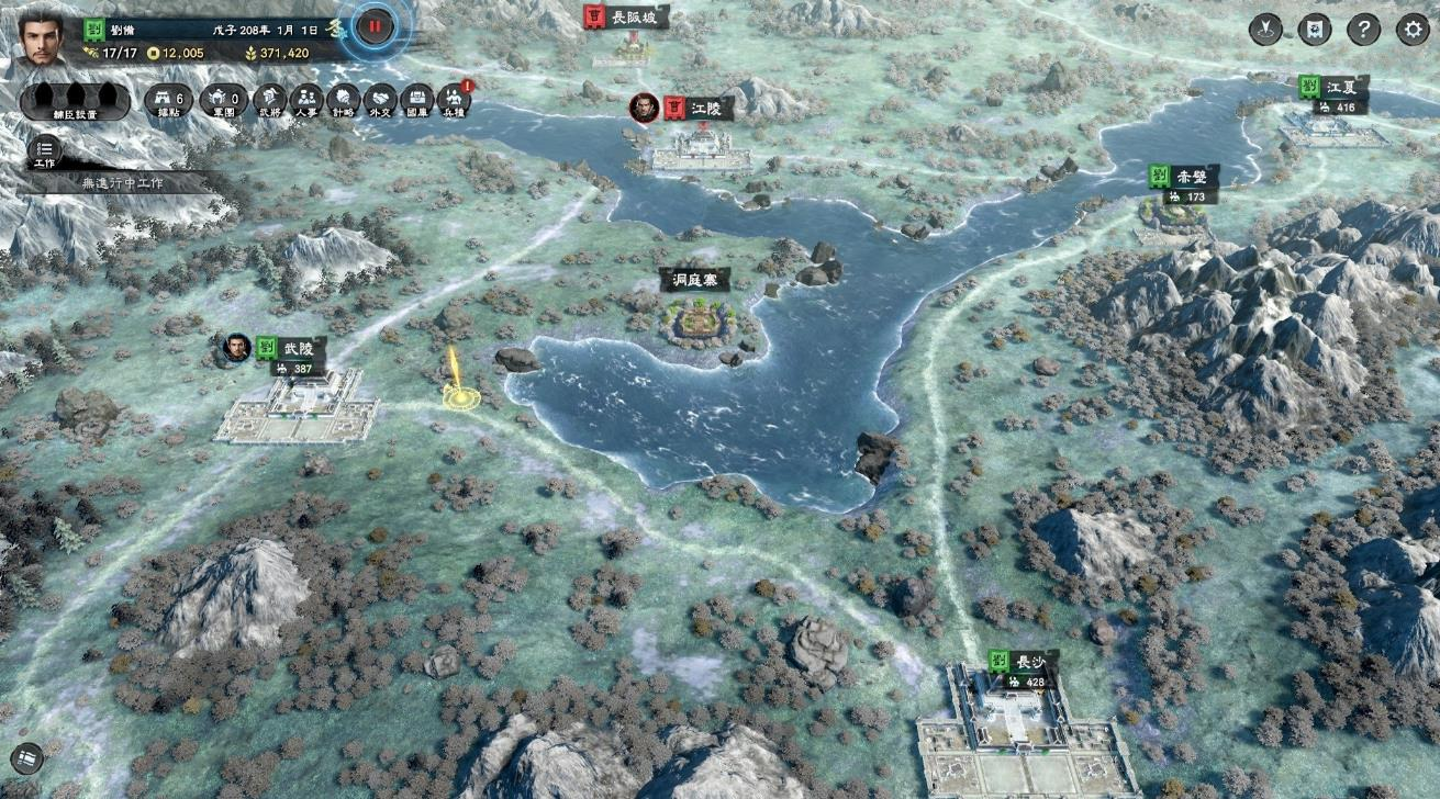 龙之谷贤者武器_策略游戏玩成无双割草, 三国群英传8大改, 还添加工具人系统