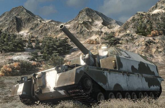杀戮传世_坦克世界最均衡的火炮,新人最好的礼物,六级火炮m44-第7张图片-游戏摸鱼怪