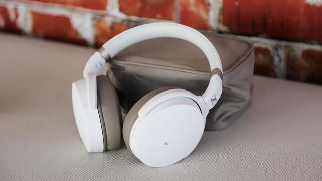 声音宽松舒适降噪给力,森海塞尔HD 450BT蓝牙降噪耳机评测