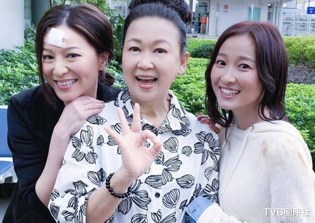 TVB花旦时隔16年出演《陀枪师姐5》回忆涌出冻龄美貌惹人羡慕插图12