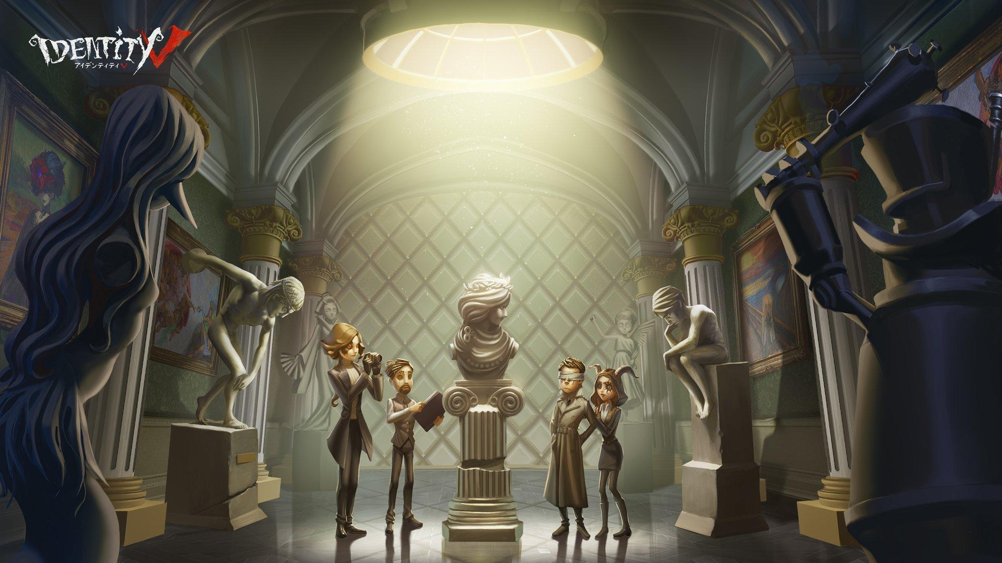 《【煜星在线登陆注册】第五人格官宣海报精美,细节之处有角色bug,大多数玩家都发现不了》