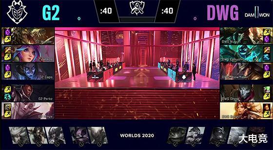 蛋蛋龙怎么升级_S10半决赛:DWG硬实力无情碾压G2,1-0抢占先机!