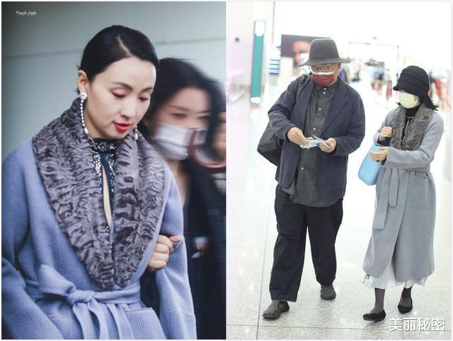 同一件大衣,同一个人穿,就换了个发型与内搭,效果却是千差万别插图2