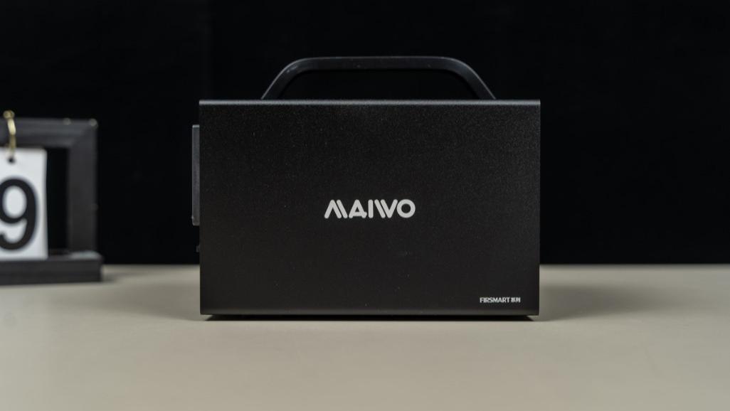 畅享高速、大容量存储的舒爽、麦沃 K35274D 四位硬盘阵列盒 评测
