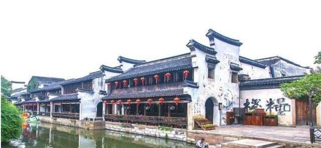 """凯南出装_江苏""""最低调""""的古镇,地处江浙两省的交界,是江南六大古镇之首"""