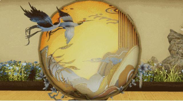"""vr女友视频_网易一梦江湖宅邸家园组件上新!""""枫树·流朱""""玩出新花样?-第5张图片-游戏摸鱼怪"""
