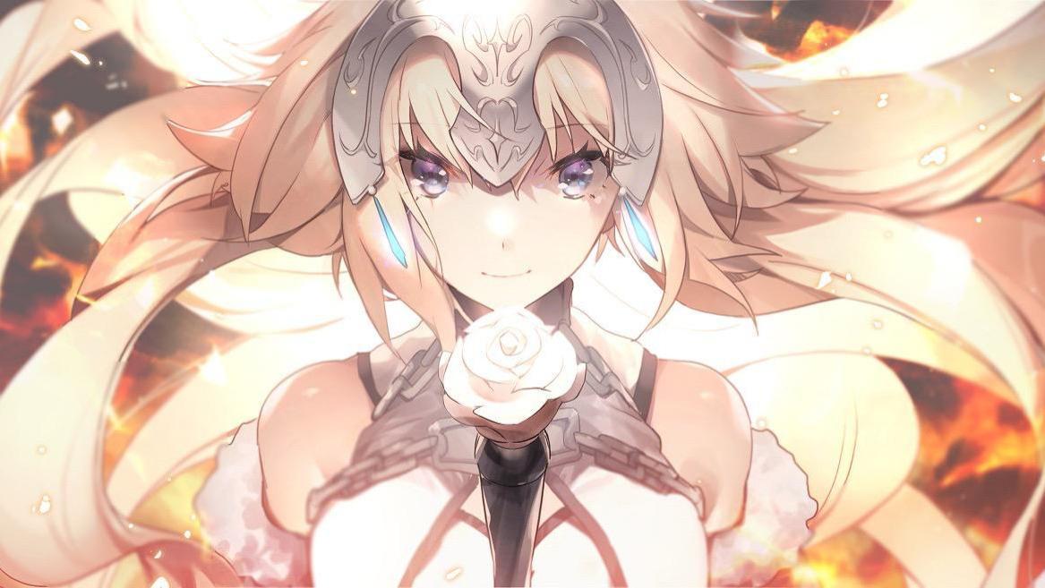 关于fate里的贞德,有些事情你大概不知道,比如她喜欢养成
