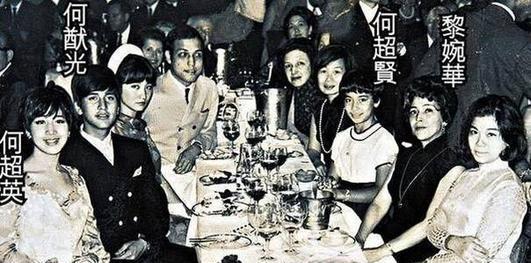 1952年,黎婉华患怪病卧床不起,无情的何鸿燊却转身娶了3个太太 娱乐八卦 澳门赌王 黎婉华 端游热点  第3张