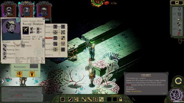 dota2测试服_策略RPG《激荡海渊》登陆Steam 将于10月30日发售-第8张图片-游戏摸鱼怪