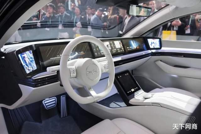 智能电动汽车爆发式增长索尼联手吉利进军造车界 好物评测 第16张