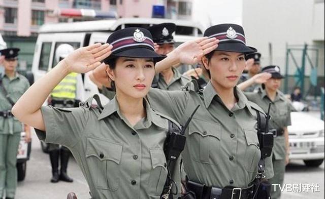 TVB花旦时隔16年出演《陀枪师姐5》回忆涌出冻龄美貌惹人羡慕插图4