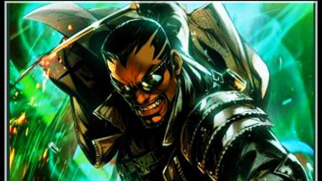 漫威漫画:新《刀锋战士》或定档2022年10月,新成员加入漫威宇宙
