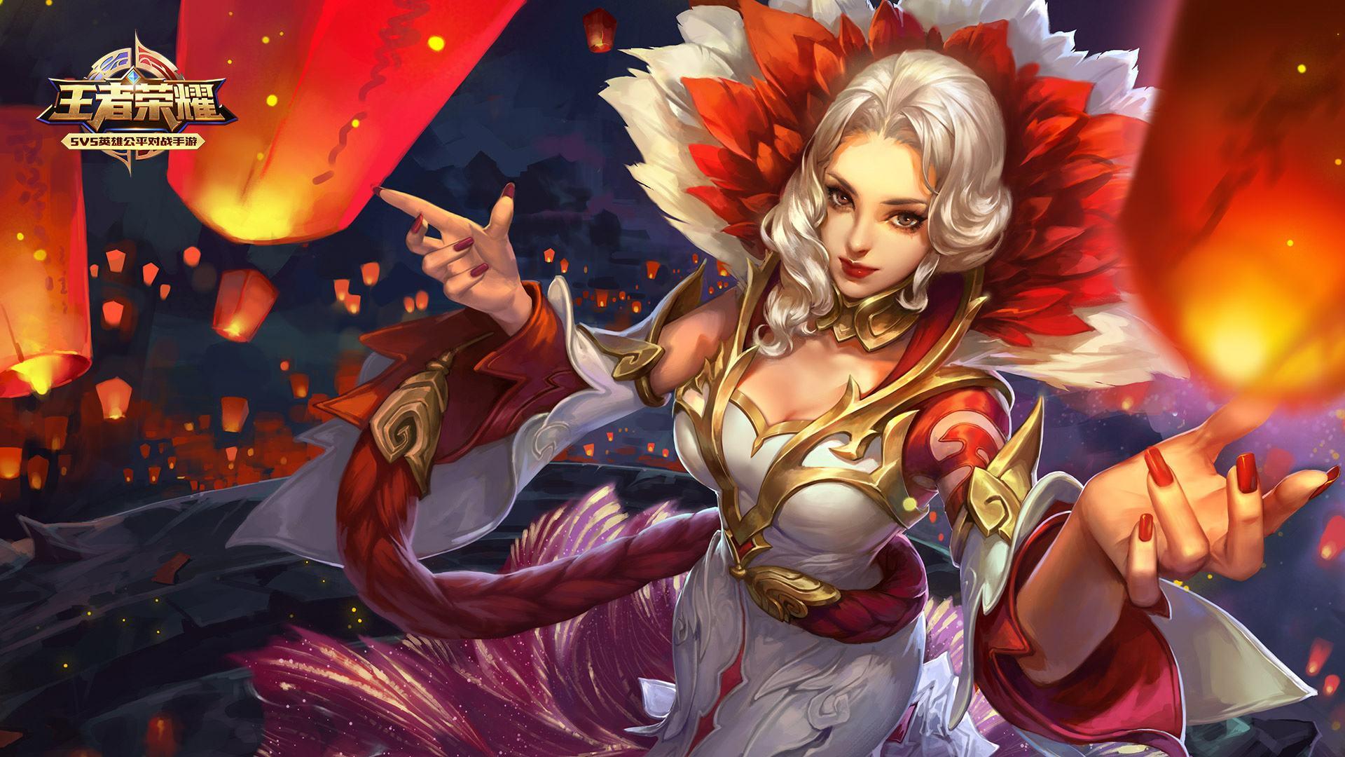 《【煜星平台手机版登陆】像《王者荣耀》这样存在许多抄袭内容的游戏,还有那么多人玩?》