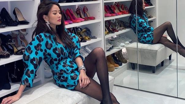 上海假名媛群被曝光,租爱马仕拼古驰丝袜,那真名媛穿这些吗?