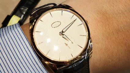 经典的男士品质手表,三款男士正装腕表推荐