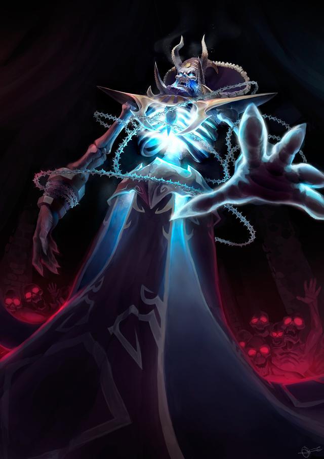 《【手机煜星注册】《魔兽世界》新版本剧透,克尔苏加德回来了!》
