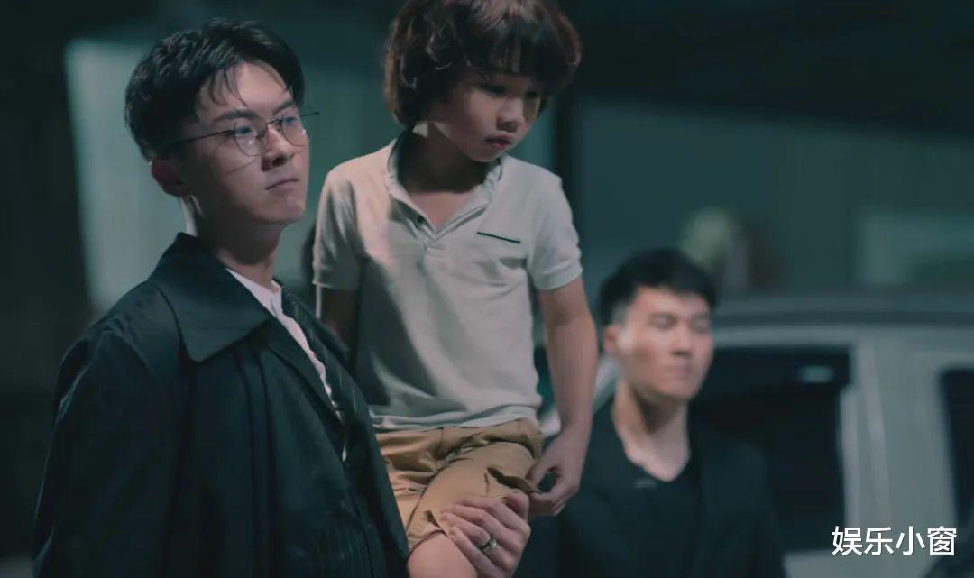 张智霖黄宗泽新剧《非凡三侠》开播,首次演反派的王浩信有点抢镜插图8