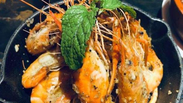 低调有内涵午餐:柠檬胡椒虾、气炸锅鸡腿既营养美味又简单哟