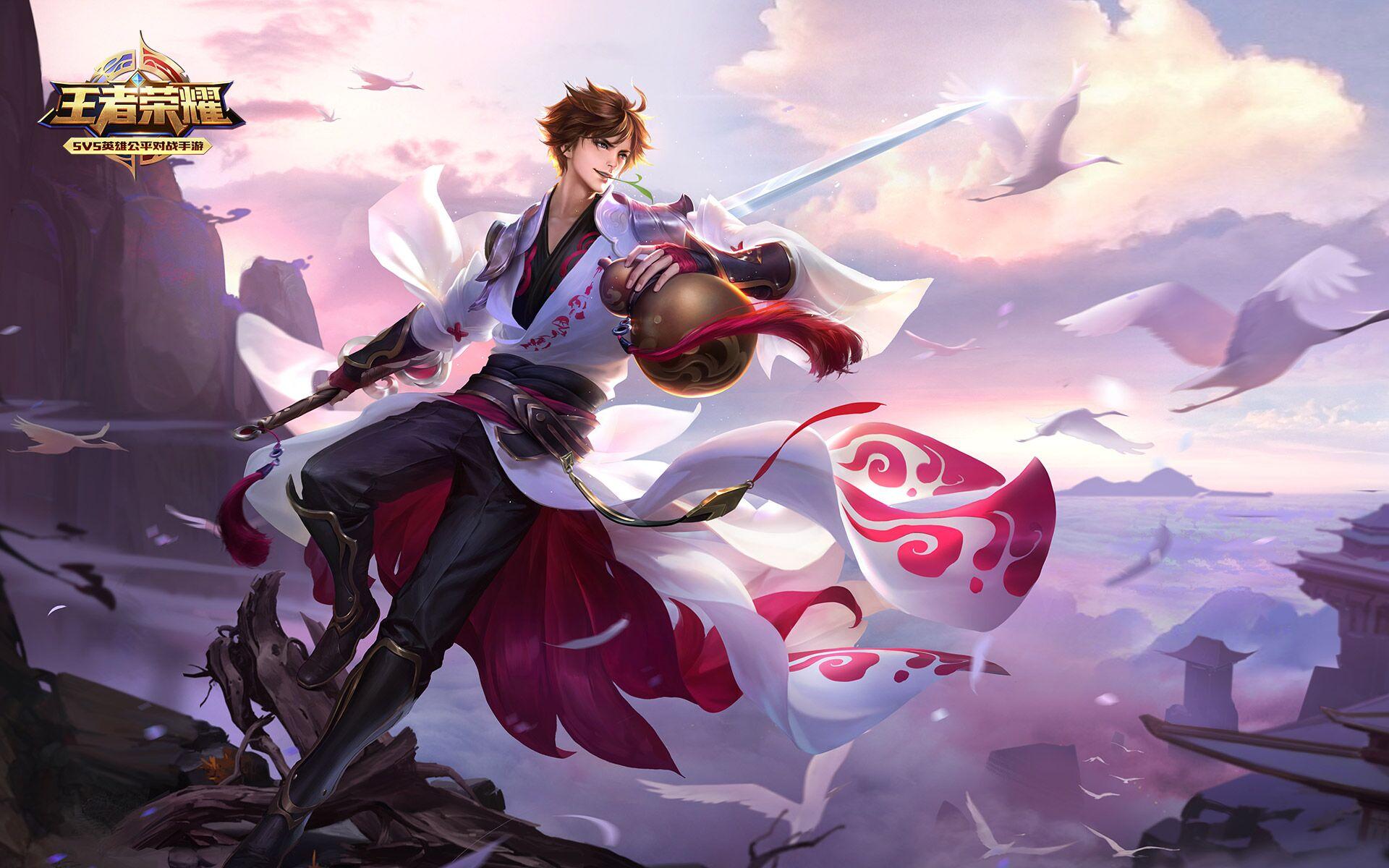 《【煜星娱乐线路】这五个王者英雄,帅到过分,第二个简直带妹神器》