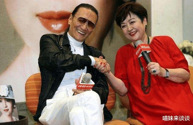谢贤与离婚45年的前妻将复合?双方回应甜蜜,四哥坦白爱着对方!