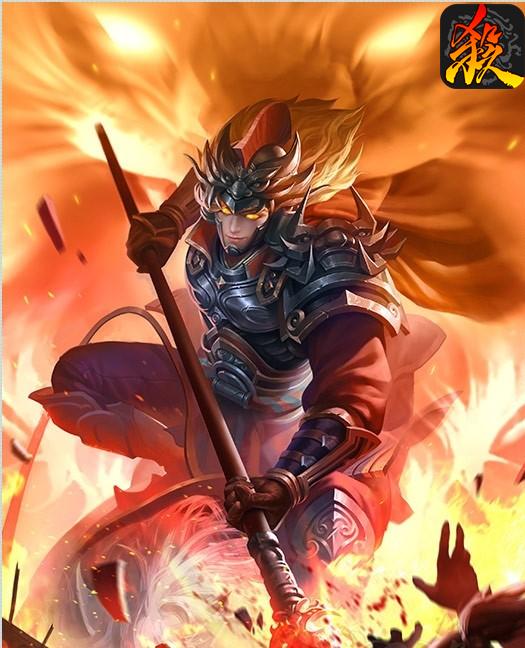 《【煜星注册首页】三国杀:除了马家的神级菜刀武将,魏国朱灵也在菜刀路上越走越远》