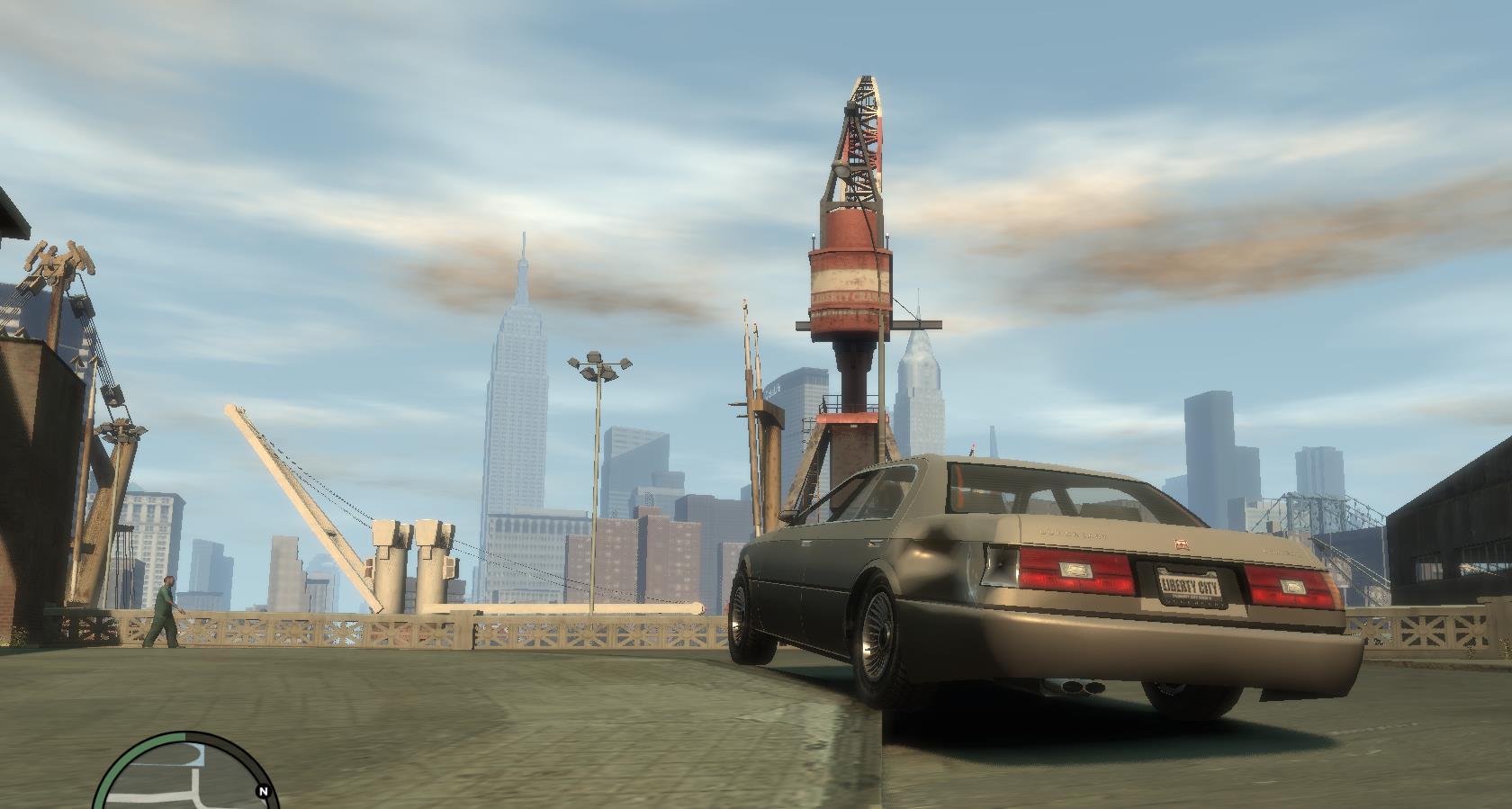 《【煜星在线登录注册】GTA历代作品物理引擎大PK!玩家对比后发现,原来4代这么厉害?》