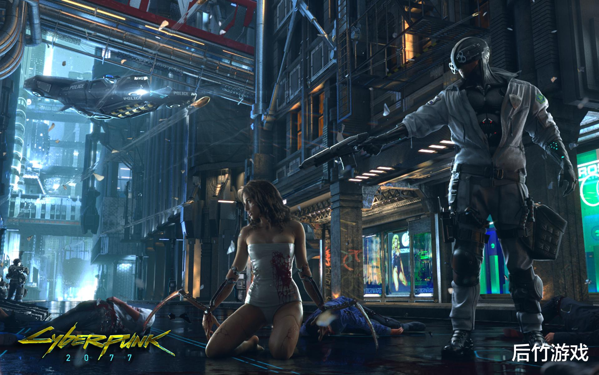 CD Projekt官方辟谣:《赛博朋克2077》不会加入微软Xbox会员服务 赛博朋克2077 xbox 手游热点  第3张