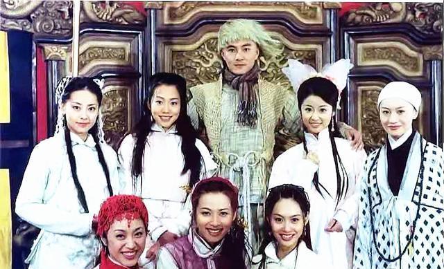 金庸剧最难演的男主角:陈小春幸亏有了他,才演出1+1大于2的效果插图6