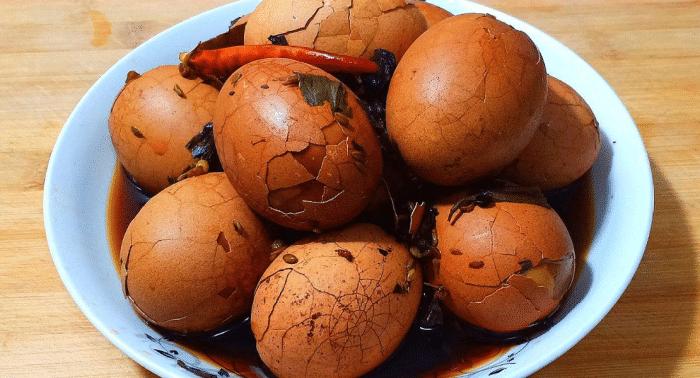 """山野奇闻: 童年里印象最深的味道竟然是""""茶叶蛋"""""""