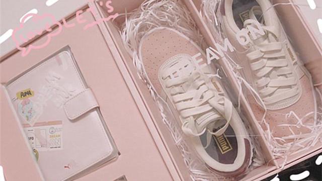 彪马也开仙女挂,新款皮卡丘鞋又甜又飒,开学美到转圈圈!