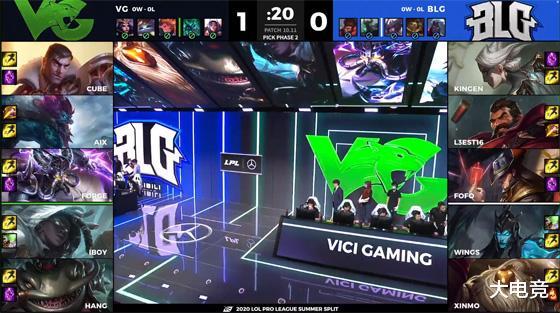 《【煜星娱乐官方登录平台】LOL-LPL:Forge卡萨丁团战怒砍四杀,VG 2-0BLG解锁夏季赛首胜》